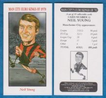 Manchester City Neil Young